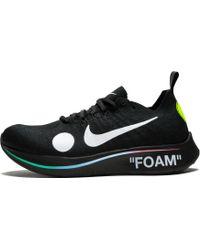 358b6ce430a Lyst - Nike Zoom Mercurial Xi Flyknit Fc Black  White in Black for Men