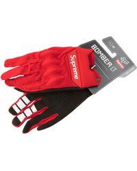 Supreme - Fox Racing Bomber Lt Gloves - Lyst