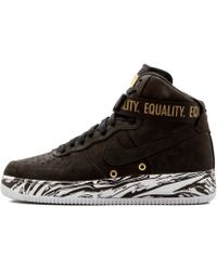 Nike - Air Force 1 Hi Bhm Qs - Lyst