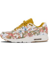 c00b0048ac Nike Bronze Milan City Collection Air Max 1 Ultra Trainers - Lyst