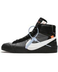 promo code dbe7d 2ddf5 Nike - The 10: Blazer Mid 'grim Reaper' - Size ...