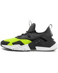 cd4bf40cd109 Lyst - Nike Air Huarache Drift Black  Sail-white for Men