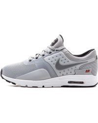 Lyst - Nike Air Max Zero Essential in Green for Men 94e80b110