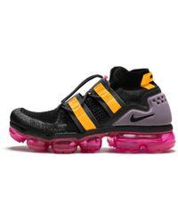 372b09eab31c6 Lyst - Nike Nikelab Air Vapormax Flyknit Utility Sneakers Black in ...