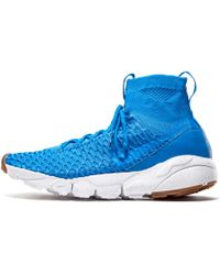 8d11f7c4845f Lyst - Nike Air Footscape Magista Flyknit in Gray for Men