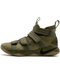 c7ce1b83c43 Lyst - Nike Lebron Soldier Xi in Natural for Men