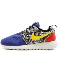 eb3deff93728 Lyst - Nike Roshe Waffle Racer Premium Nm Sneakers in Gray