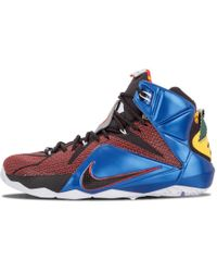 cheap for discount 1a1e7 3c1d5 Nike - Lebron 12 Se  what The Lebron  - Size 11 - Lyst
