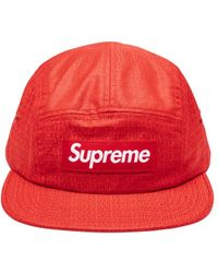 41f5dac0 Supreme Studded Beanie in Yellow for Men - Lyst