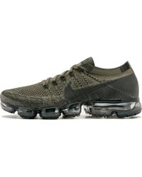 26f95b9fe6df Lyst - Nike Air Vapormax Flyknit Db in Green for Men