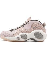 b94abbe1527 Nike Flight 13 Low Basketball Sneakers in White for Men - Lyst
