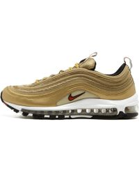 6940122e22 Lyst - Nike Air Max 97 Ultra 17 Trainers Gold in Metallic for Men