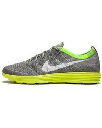 finest selection e7f29 ac2b7 Nike - Lunar Flyknit Htm Nrg - Size 12 - Lyst