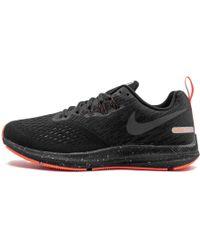 size 40 c7c03 fd43e Nike - Zoom Winflo 4 Shield - Lyst