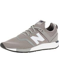 New Balance - Steel/pigment 247 Decon Trainers - Lyst