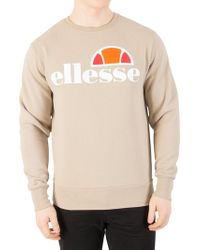 Ellesse - Atmosphere Succiso Graphic Sweatshirt - Lyst