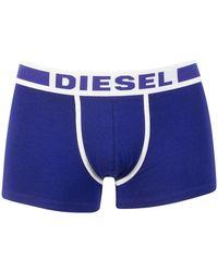 DIESEL - Blue Damien Fresh & Bright Trunks - Lyst
