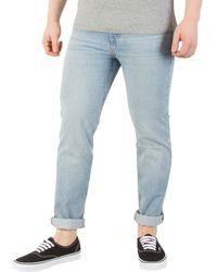 Levi's - Gingham Warp 510 Skinny Fit Jeans - Lyst
