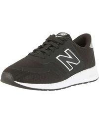 New Balance - Black 420 Trainers - Lyst