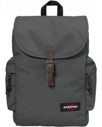Eastpak - Good Grey Austin Backpack - Lyst