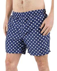 GANT - Star Swim Shorts Sports - Lyst