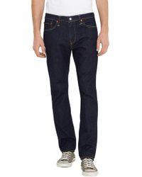 Levi's - Blue 511 Slim Fit Rock Cod Jeans - Lyst