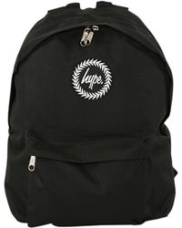 Hype - Black Badge Backpack - Lyst