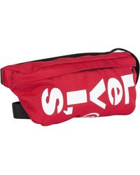 Levi's - Brilliant Red Banana Sling Bag - Lyst