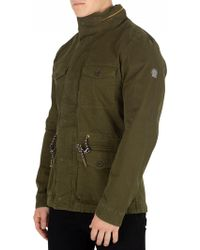 Scotch & Soda - Pine Field Jacket - Lyst