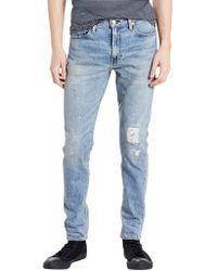 Levi's - Michigan Dx 512 Slim Taper Fit Jeans - Lyst