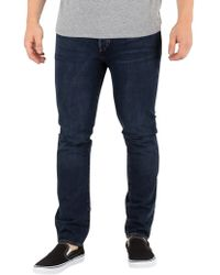 Levi's - Dark Hours 501 Skinny Jeans - Lyst