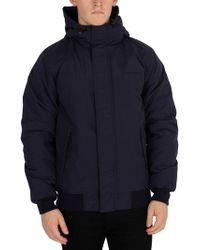 Carhartt WIP - Dark Navy/black Kodiak Blouson Jacket - Lyst