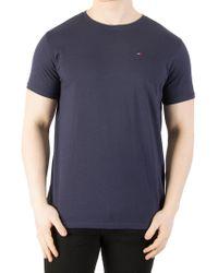 c1ec76c986d Tommy Hilfiger T-Shirts - Men's Tees & Polo Shirts Online Sale - Lyst