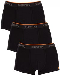 Superdry - 3 Pack Boxer Shorts - Lyst