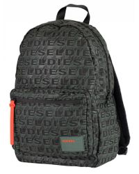 6c8c8a2b0b DIESEL Black F-discover Backpack in Black for Men - Lyst