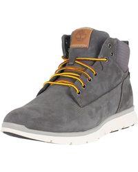 Timberland - Gunmetal Killington Chukka Boots - Lyst