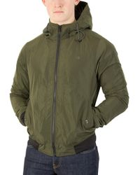 Scotch & Soda - Military Short Hooded Jacket - Lyst
