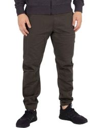 86349328 G-Star RAW - Asfalt Rackam Straight Tapered Cuffed Cargos - Lyst