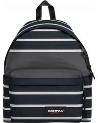 Eastpak - Slines Black Padded Pak'r Backpack - Lyst
