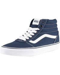 0394d23510 Lyst - Vans Era 59 C l Dress Blue  Stripe Denim in Blue for Men