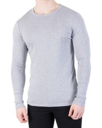 G-Star RAW - Base Round Neck Tee Long Sleeve 1-pack - Lyst