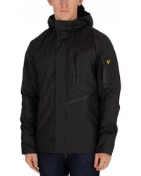 Lyle & Scott - True Black Casuals Jacket - Lyst