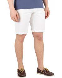 Tommy Hilfiger - Bright White Brooklyn Shorts - Lyst