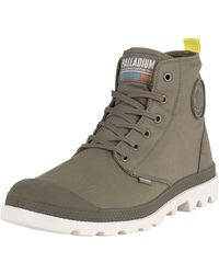 Palladium - Olive Night/moonbeam Pampa Puddle Lt Wp Wb Boots - Lyst