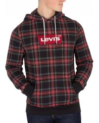 Levi's - Lingroth Mineral Modern Pullover Hoodie - Lyst