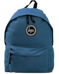 Hype - Airforce Blue Backpack - Lyst