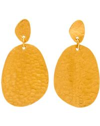 Yossi Harari - Melissa Double Drop Earrings - Lyst