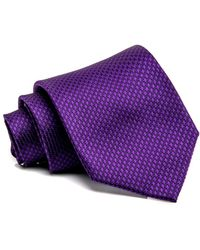 Dolcepunta - Violet Neat Tie - Lyst