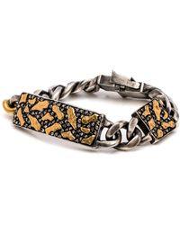 Yossi Harari - Libra Id Bracelet - Lyst