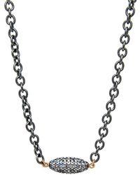 Dana Kellin - Rainbow Moonstone Necklace - Lyst